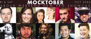 Mocktober Labour Weekend Special: New Pros: SOLD OUT