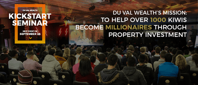 Build Wealth, Create Passive Income And Reduce Personal Debt