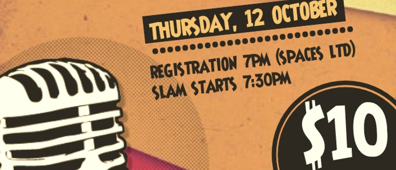 Christchurch Poetry Slam 2017