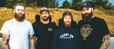 Four Year Strong: The Rise or Die Trying Tour