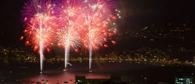 Sky Show Fireworks