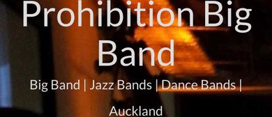 Prohibition Big Band