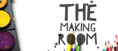 The Making Room Holiday Art Workshops