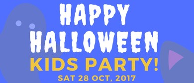 SPCA Happy Halloween Kids Party