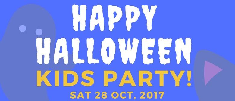 spca happy halloween kids party