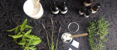 Kids Herbal Healing Workshop