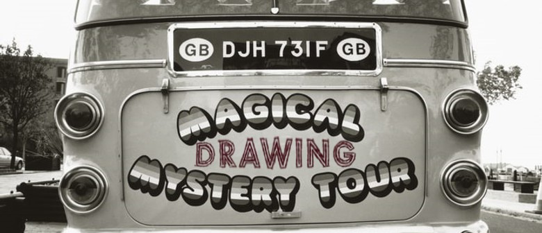Magical Mystery Drawing Tour