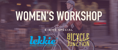 Women's Night: E-Bike Workshop