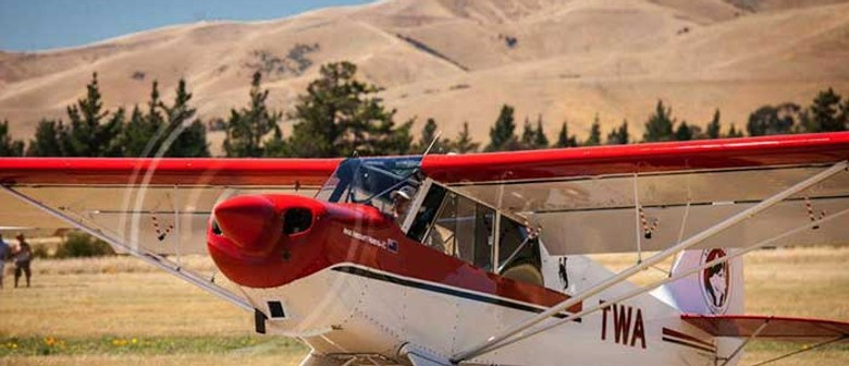 Marlborough Aero Club Heritage Tour