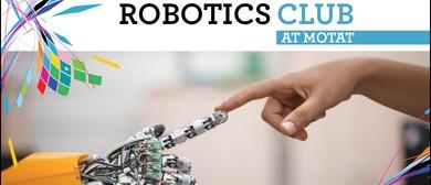 Robotics Club Term 4 2017