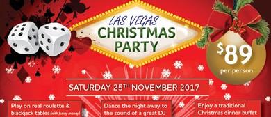 Las Vegas Christmas Party