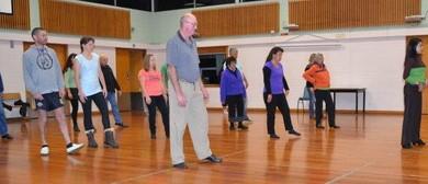 Partner Dance Classes for Blind Dancers