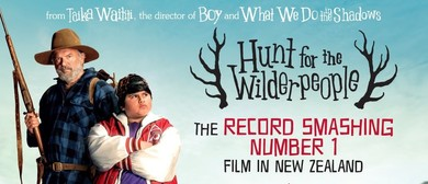 Hunt for the Wilderpeople - Everybodys NZ Film Festival