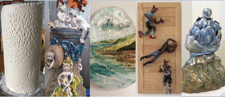 Mountain Dreaming & The Raglan Clay Shed Ceramic Exhibition