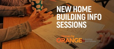 New Home Building Info Session