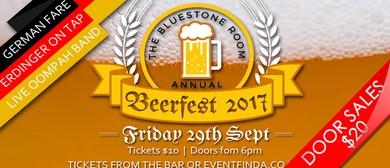 The Bluestone Room Annual Beerfest 2017