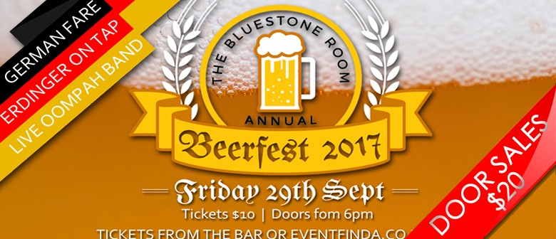 The Bluestone Room Annual Beerfest 2017