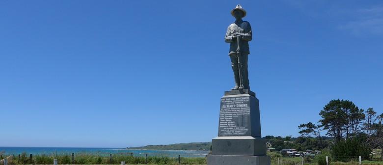 Māori Memorials With Bruce Ringer
