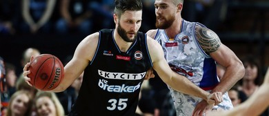 SKYCITY Breakers vs Adelaide 36ers