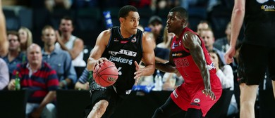 SKYCITY Breakers vs Perth Wildcats