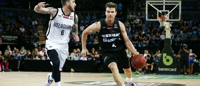 SKYCITY Breakers vs Melbourne United