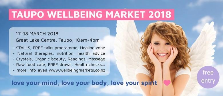 Taupo Wellbeing Market