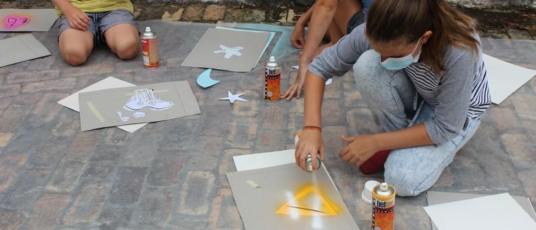 Studio One Toi Tū - Stencil Boards