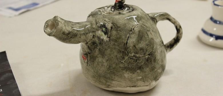 Studio One Toi Tū - Terrific Teapots