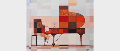 Patterson Parkin - Works by Parkin Art Exhibition
