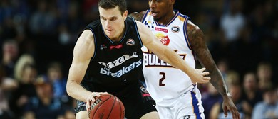 SKYCITY Breakers vs Brisbane Bullets