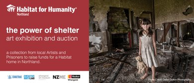 Habitat for Humanity The Power of Shelter Art Exhibition