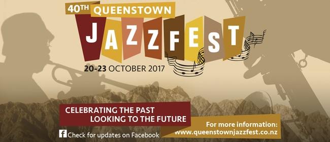 Queenstown JazzFest 2017 Festival Pass