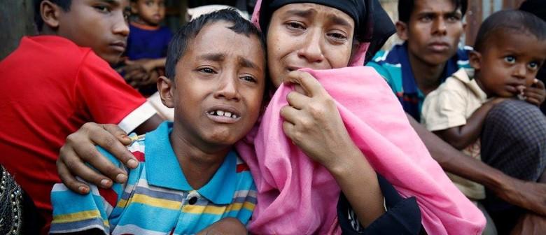 Rohingya Solidarity Vigil