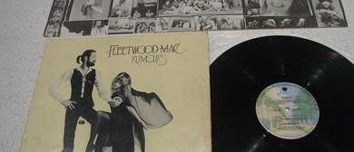Pop & Rock Vinyl Record Sale Silverdale - Labour Day