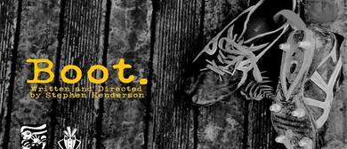 Boot. – Hamilton Fringe Festival 2017