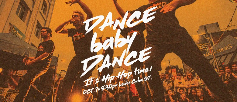 Dance Baby Dance - It's Hip Hop Time!