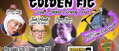 Golden Fig - Comedy Tour