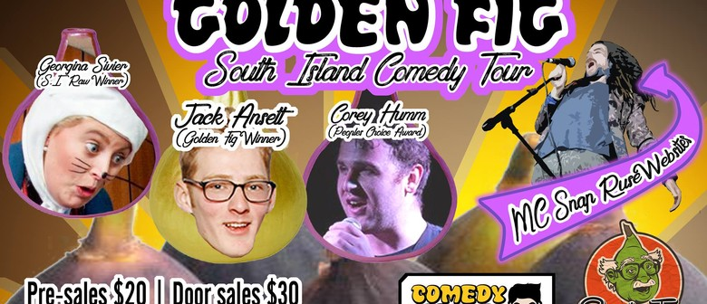 Golden Fig - Comedy Tour