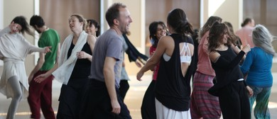 5 Rhythms Movement Workshop: My Soul, My Offering