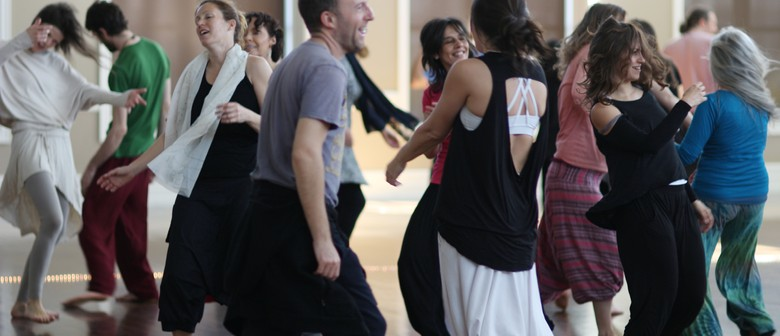 5 Rhythms New Year Workshop