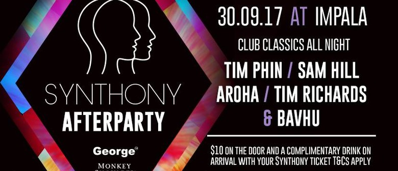 Synthony Afterparty