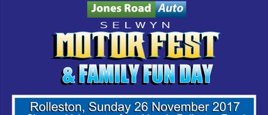 Selwyn Motor Festival and Family Fun Day