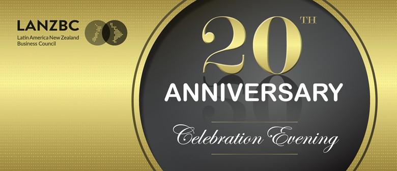 LANZBC 20th Anniversary Celebration