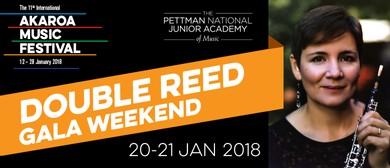 Double Reed Gala Weekend