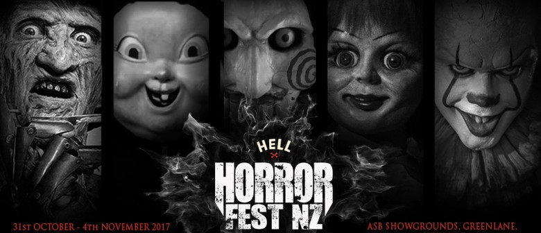 Hell Horror Fest NZ
