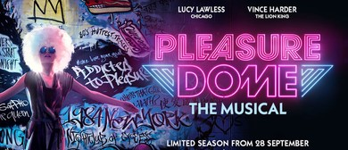 Pleasuredome in Association with Eventfinda NZ Giveaway: SOLD OUT