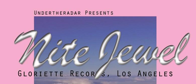 Nite Jewel (USA)