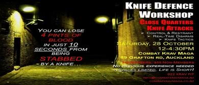 Surviving The Knife Attack - Knife Self Defence Workshop