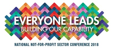 The National Not-For-Profit Sector Conference 2018