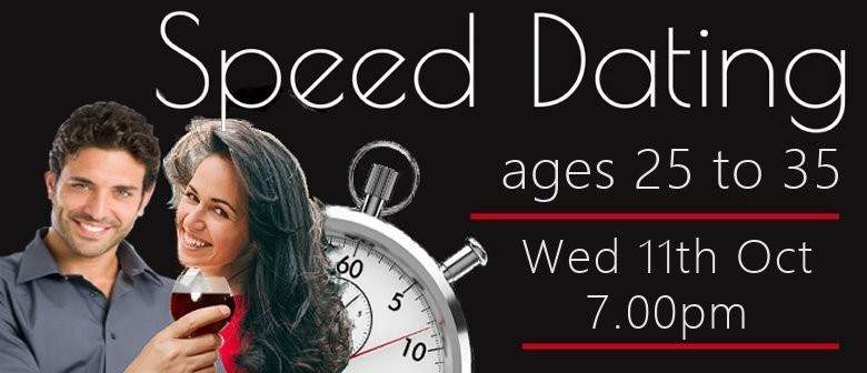 Speed Dating 25 - 35 Years